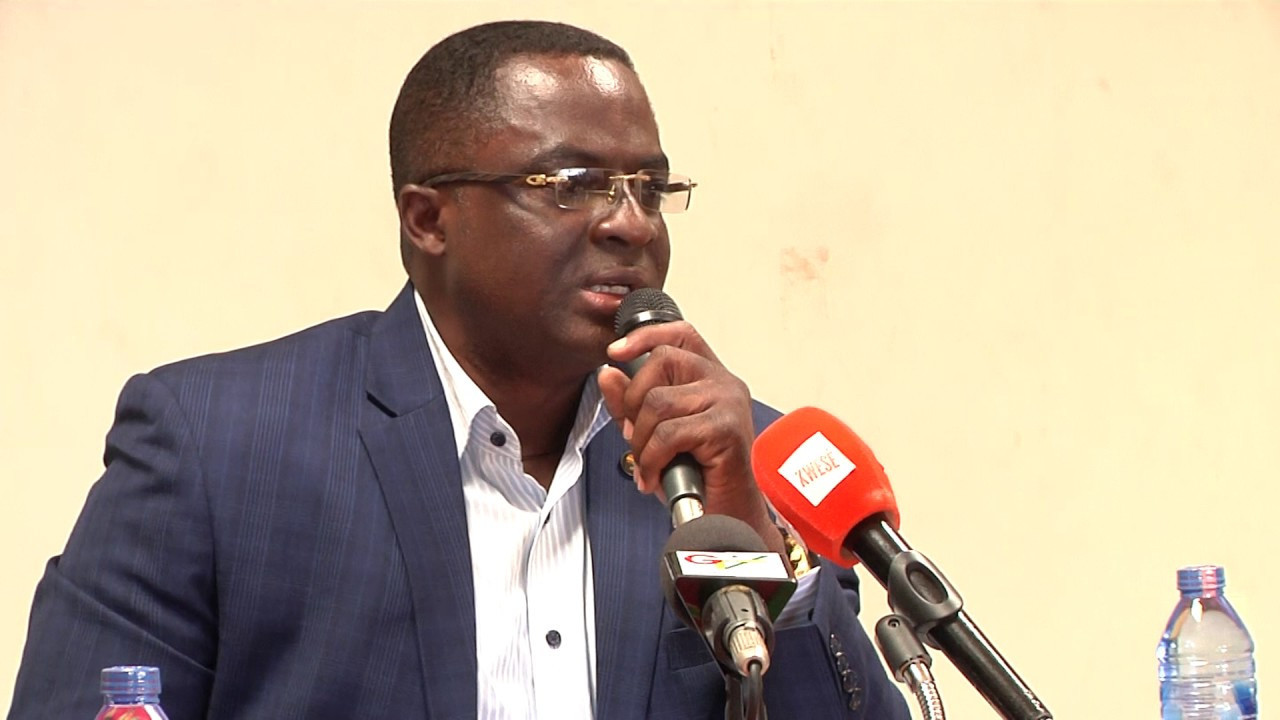 GOC President urges businesses to invest in Ghanaian athletes