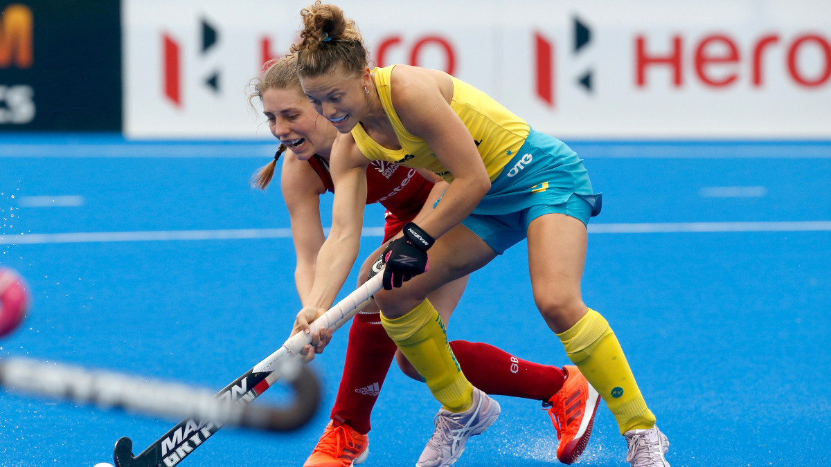 Australia controversially earn double points against Britain in FIH Pro League