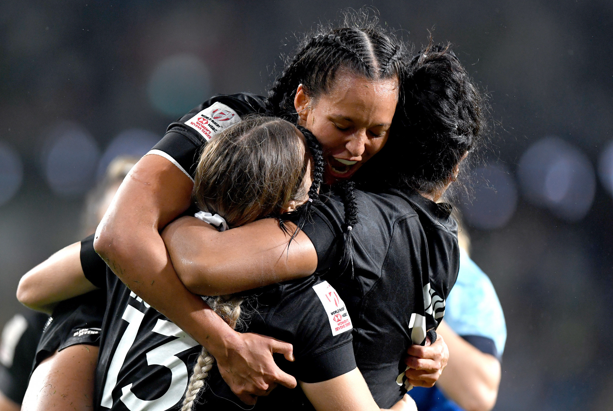 Black Ferns make it four tournament wins in a row with Sydney triumph