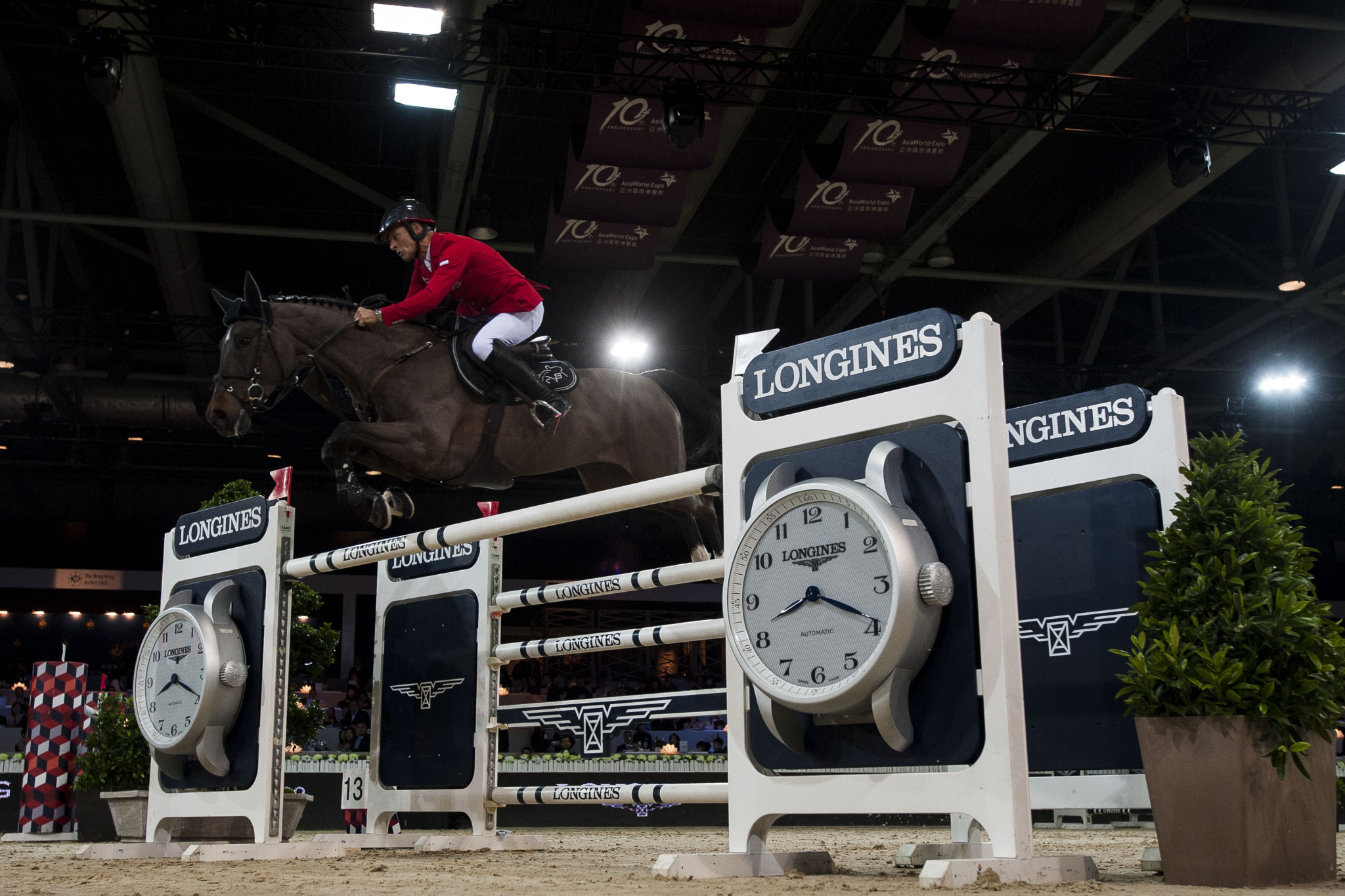 The Longines Masters of Hong Kong will not go ahead ©Getty Images