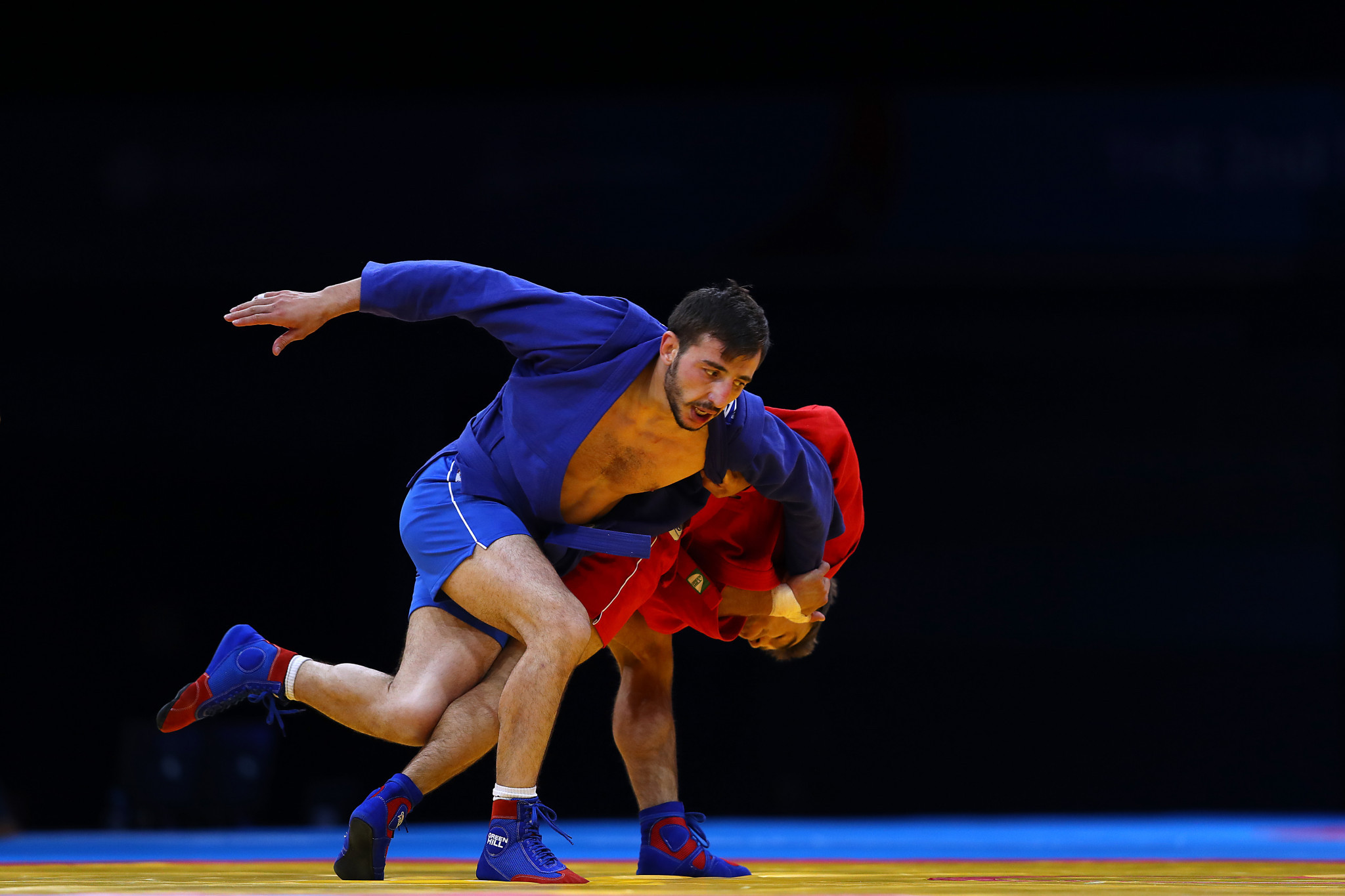 New rules have been implemented in sambo for 2020 ©Getty Images
