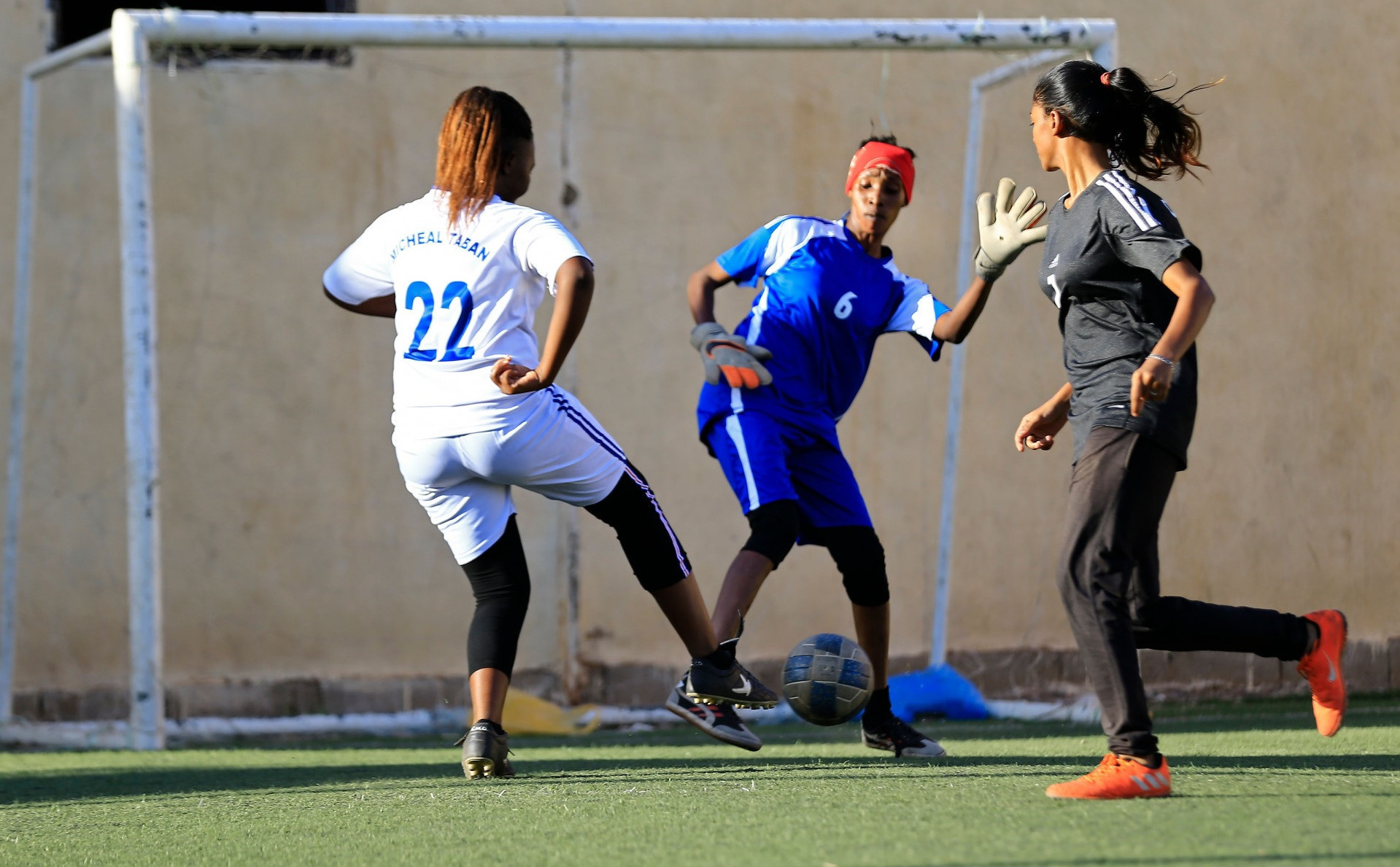 One of the recommendations to CAF is that more money is invested in women's football ©Getty Images