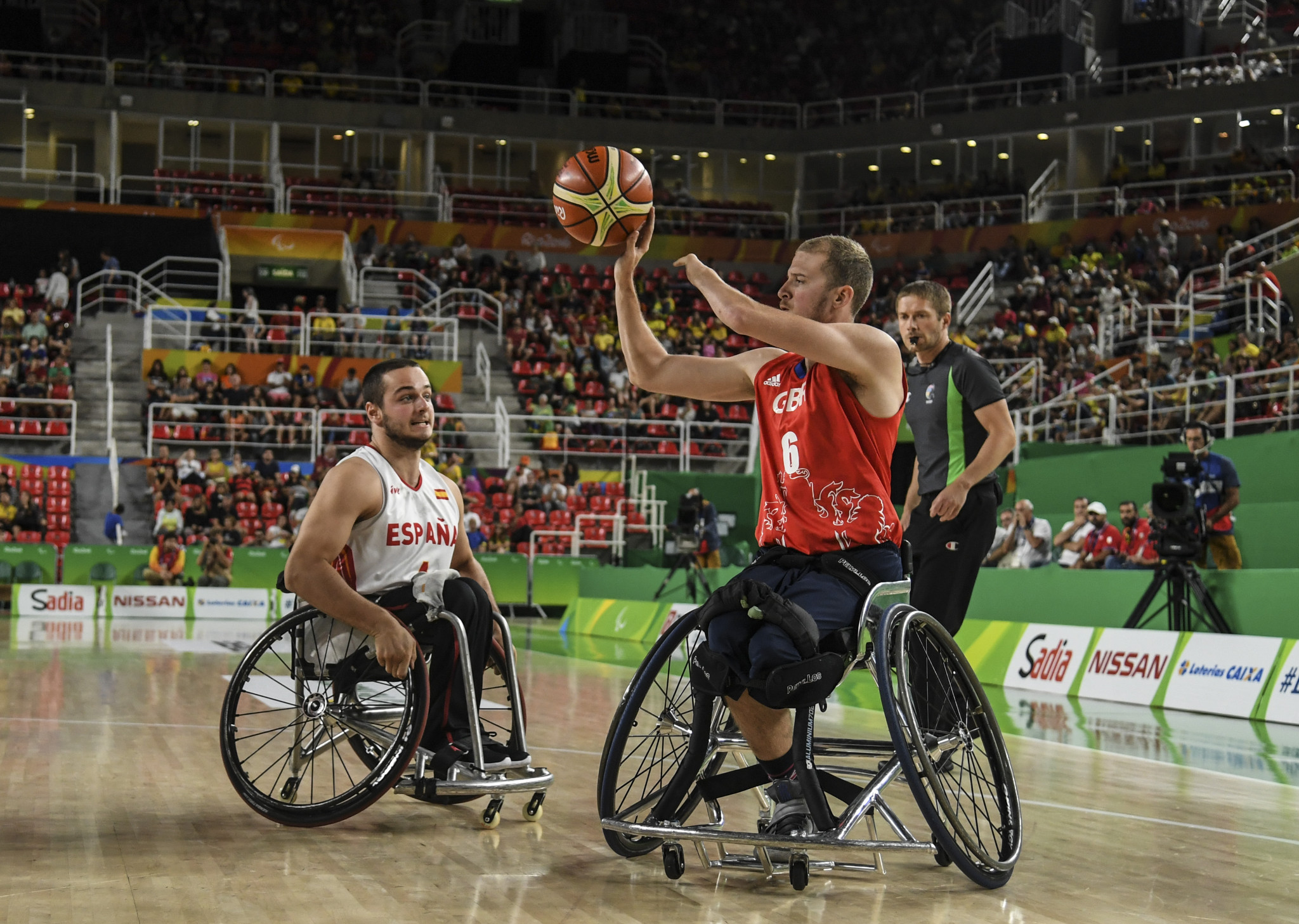 IPC criticised for timing of wheelchair basketball exclusion threat