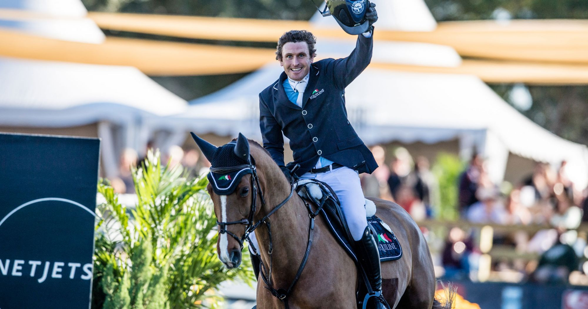 Kenny triumphs at FEI Jumping World Cup in Wellington
