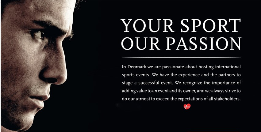 Sport Event Denmark's main objective is to attract and host major international sports events and congresses