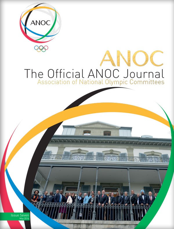 The Official ANOC Journal - Issue 7