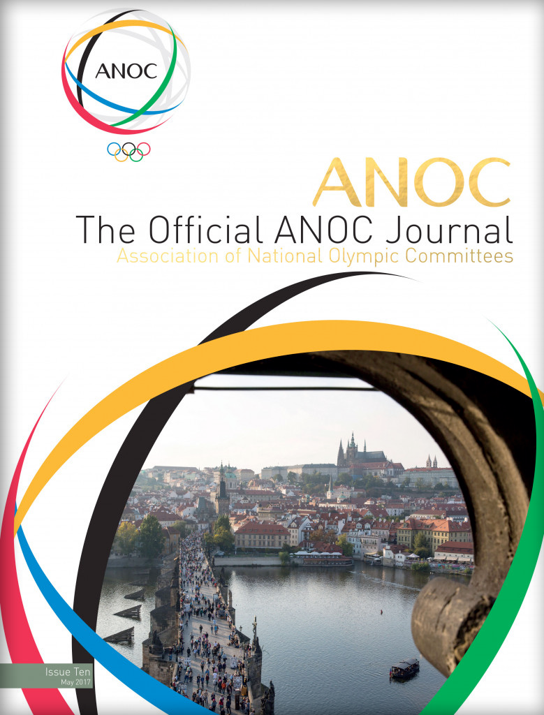 The Official ANOC Journal - Issue 10