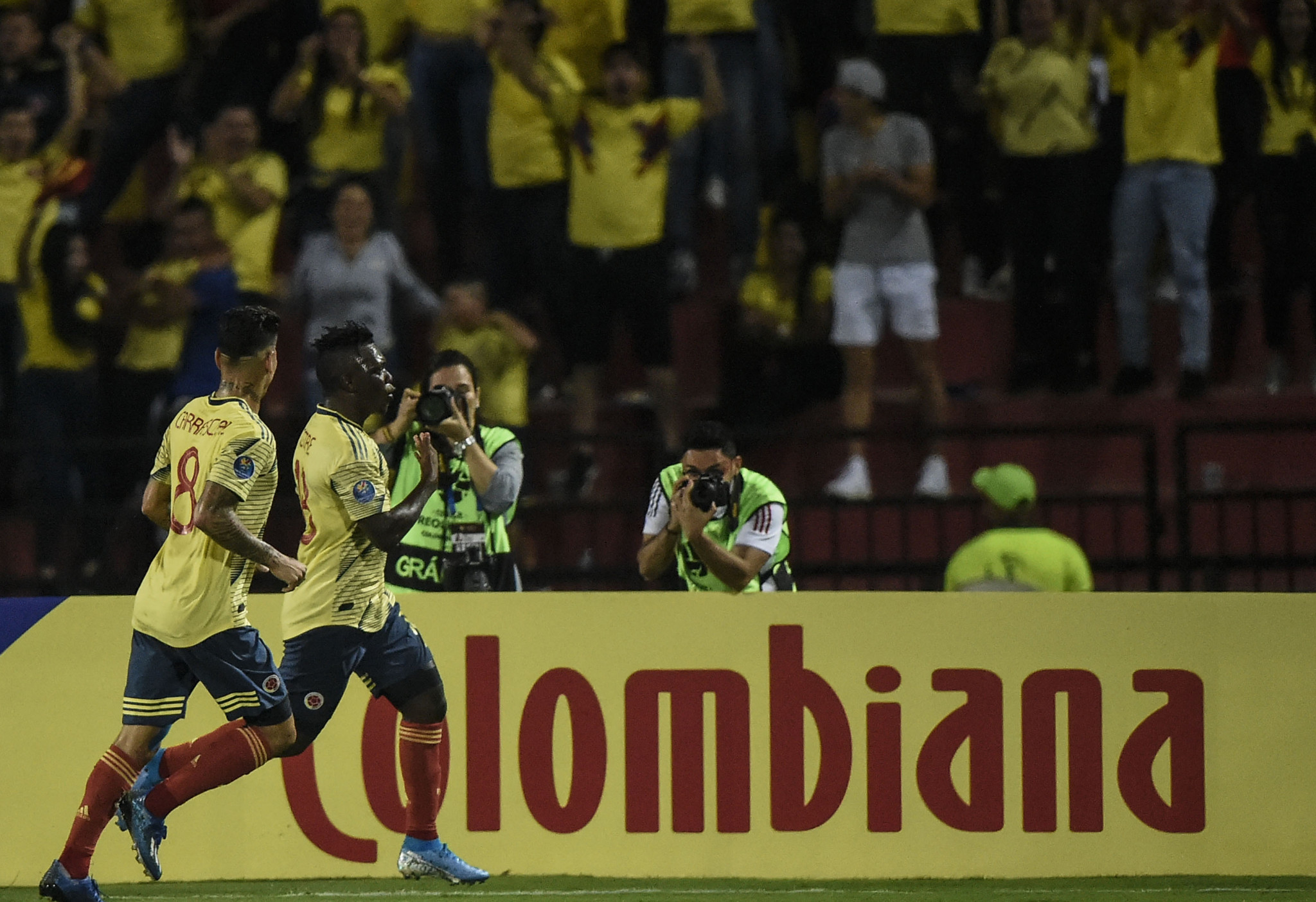 Brazil held by Colombia as final stage of CONMEBOL Pre-Olympic Tournament begins