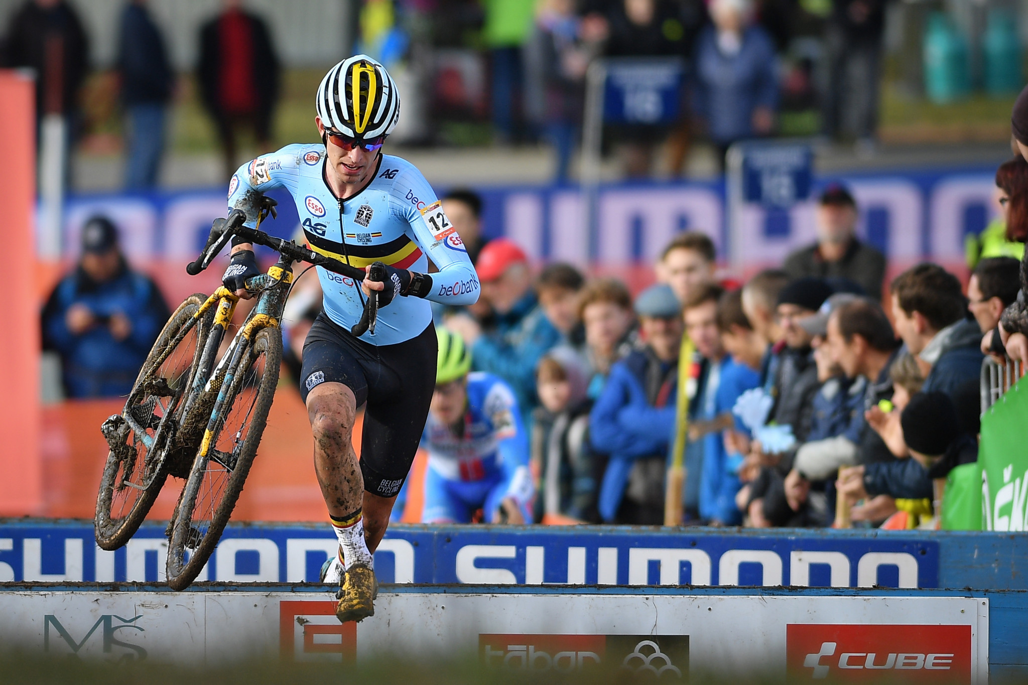 Tábor has been awarded the 2024 UCI Cyclo-cross World Championships ©Getty Images