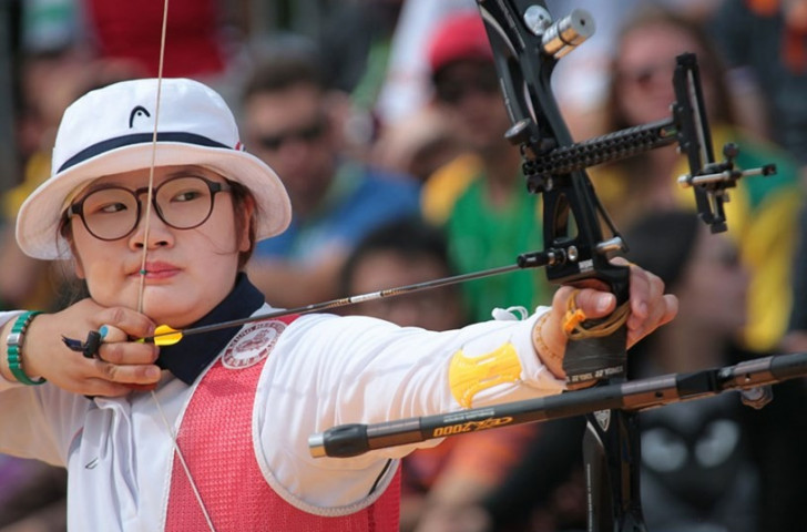 Chae Young at the treble as South Korea round off Archery World Cup with dominant display