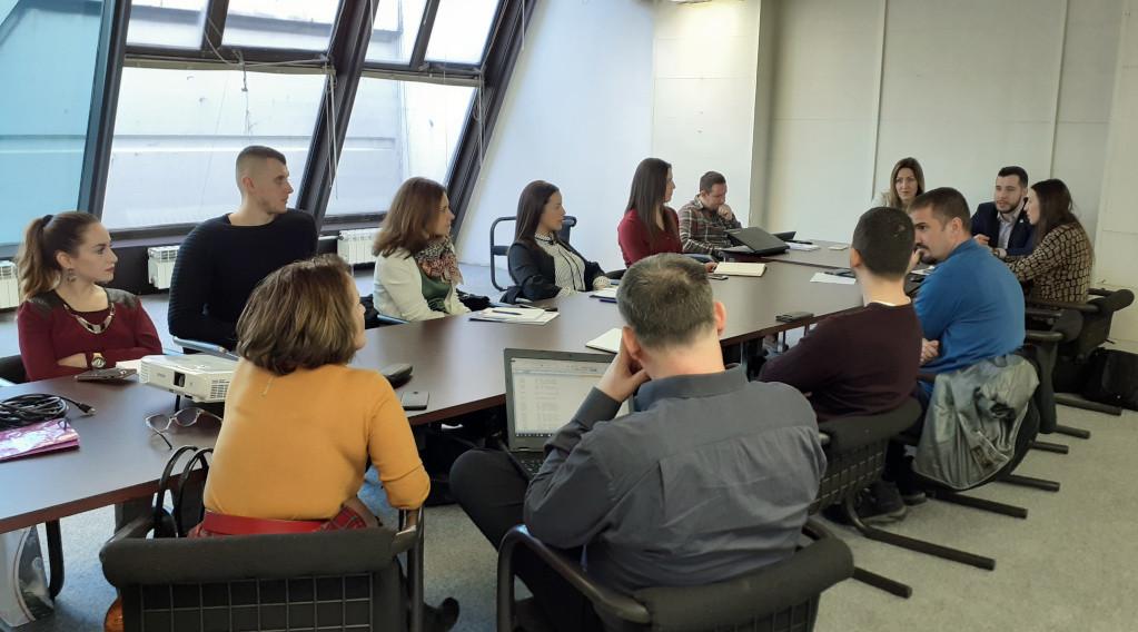 EUSA holds operational meeting for 2020 European Universities Games in Belgrade