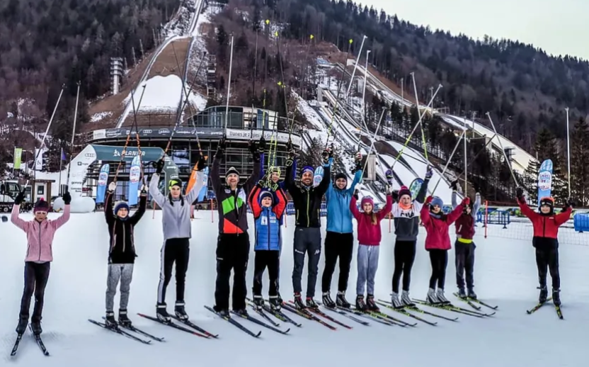 FIS holds ski jumping and Nordic combined development camps