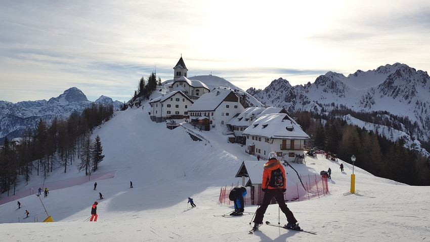Sessions were held in the Italian resort of Tarvisio ©Wikipedia