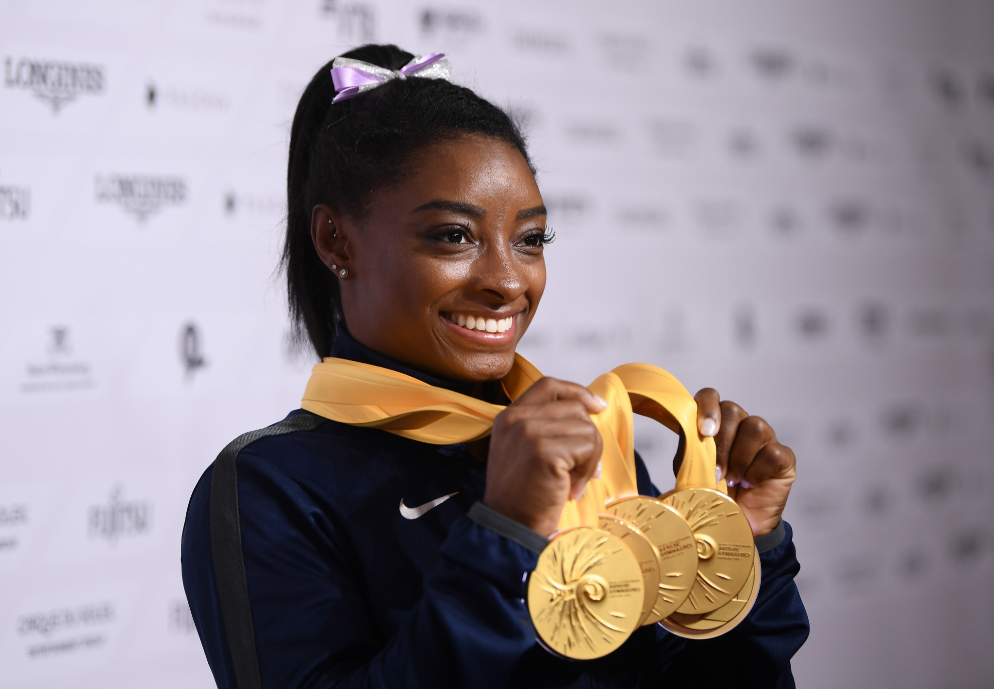 Could Simone Biles become the next must-see phenomenon of the Olympic Games? ©Getty Images