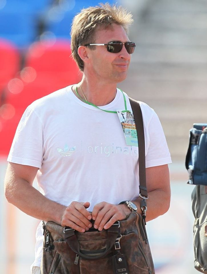 The 1988 Olympic pole vault silver medallist Rodion Gataullin, chairman of the RusAF Athletes Commission, has joined the Russian Olympic Committee working group that has taken over domestic running of the sport ©Facebook