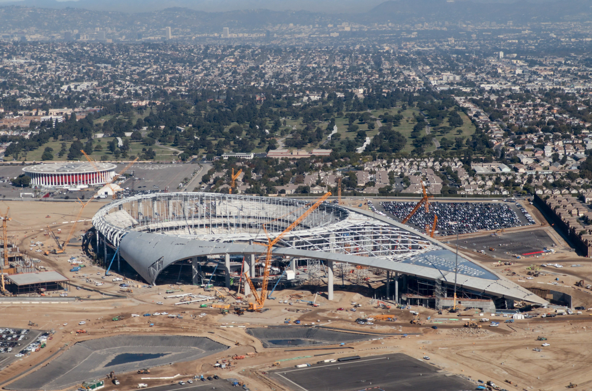 Los Angeles 2028 Opening and Closing Ceremony stadium rated at 85 per cent complete