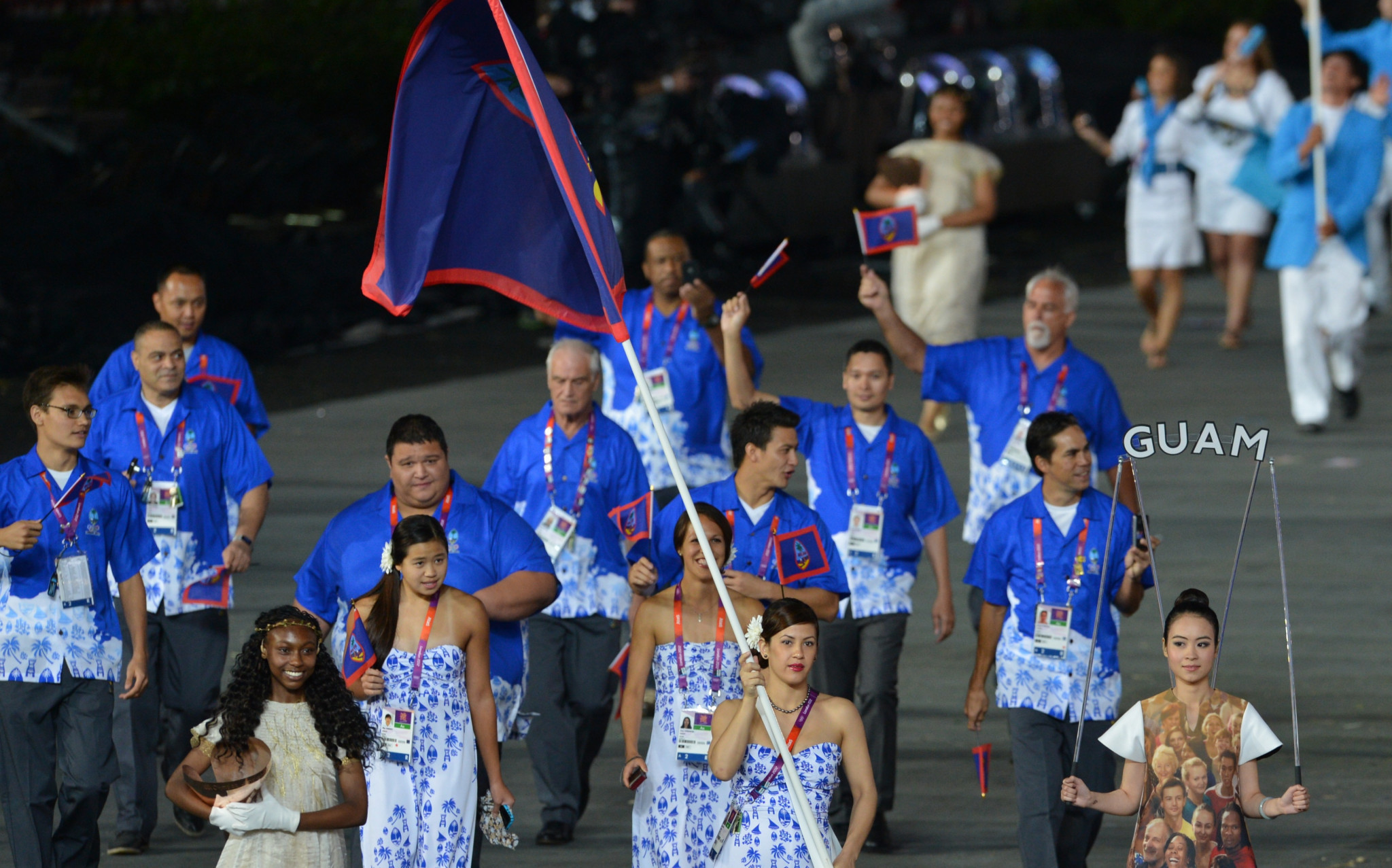 Guam are set to compete at Tokyo 2020, according to GNOC President Ricardo Blas ©Getty Images