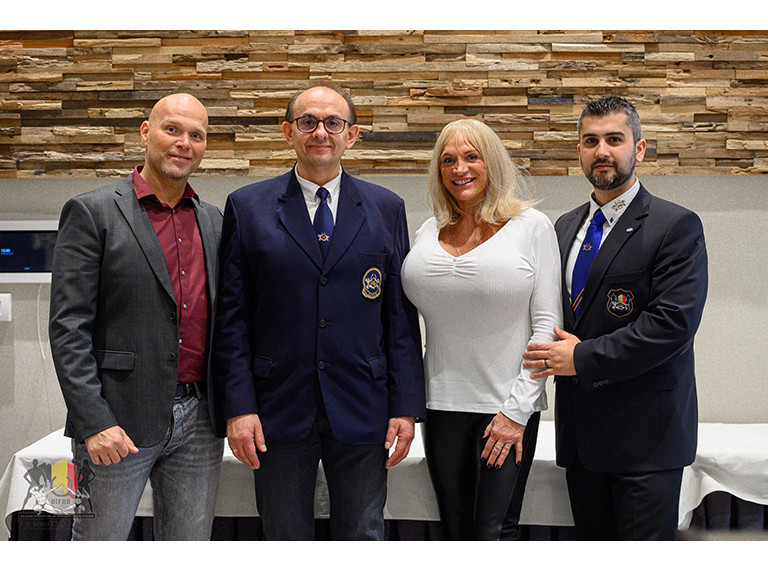 Bouters re-elected President of Belgium Bodybuilding and Fitness Federation