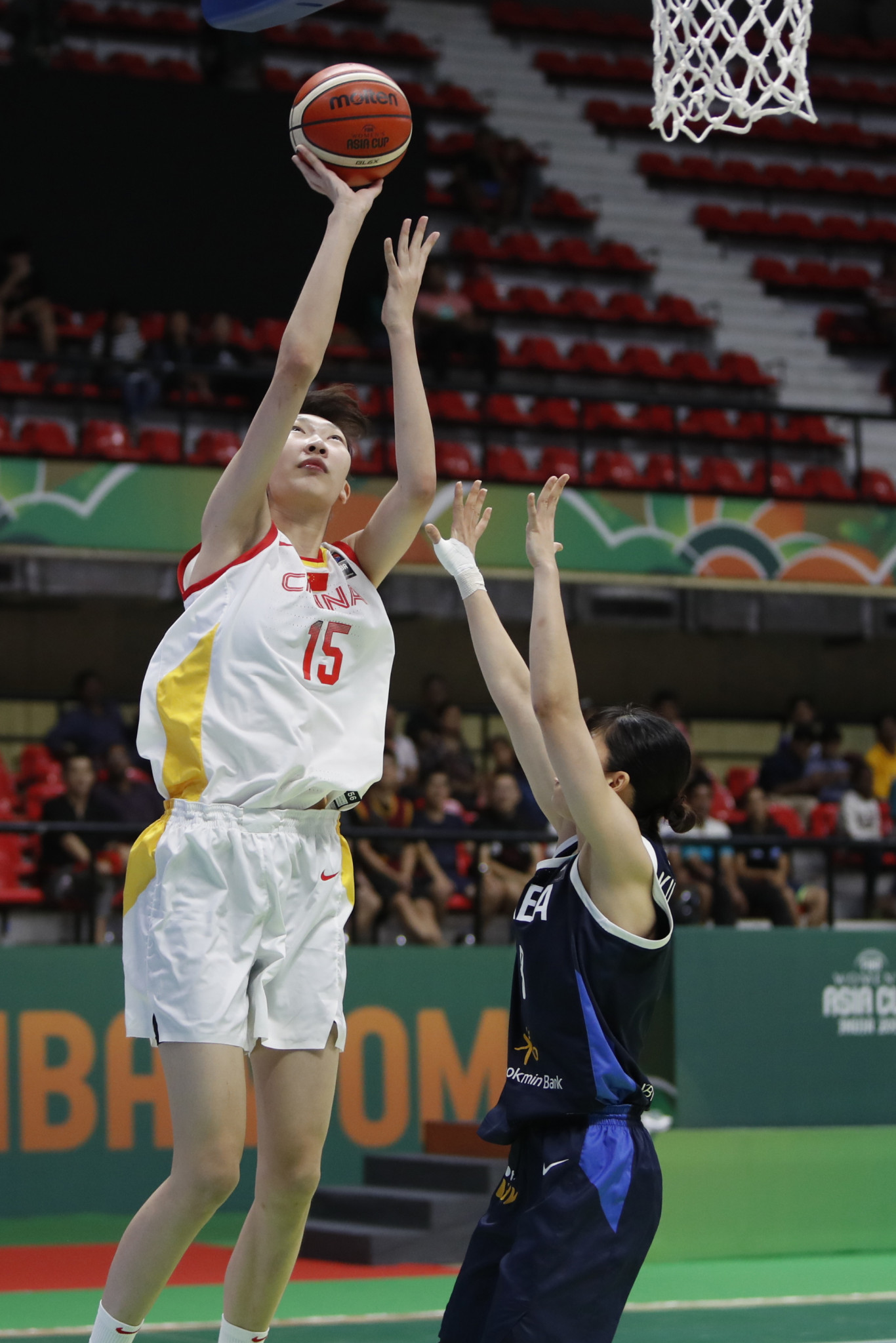 China still in hunt as FIBA Women's Olympic Qualifying begins