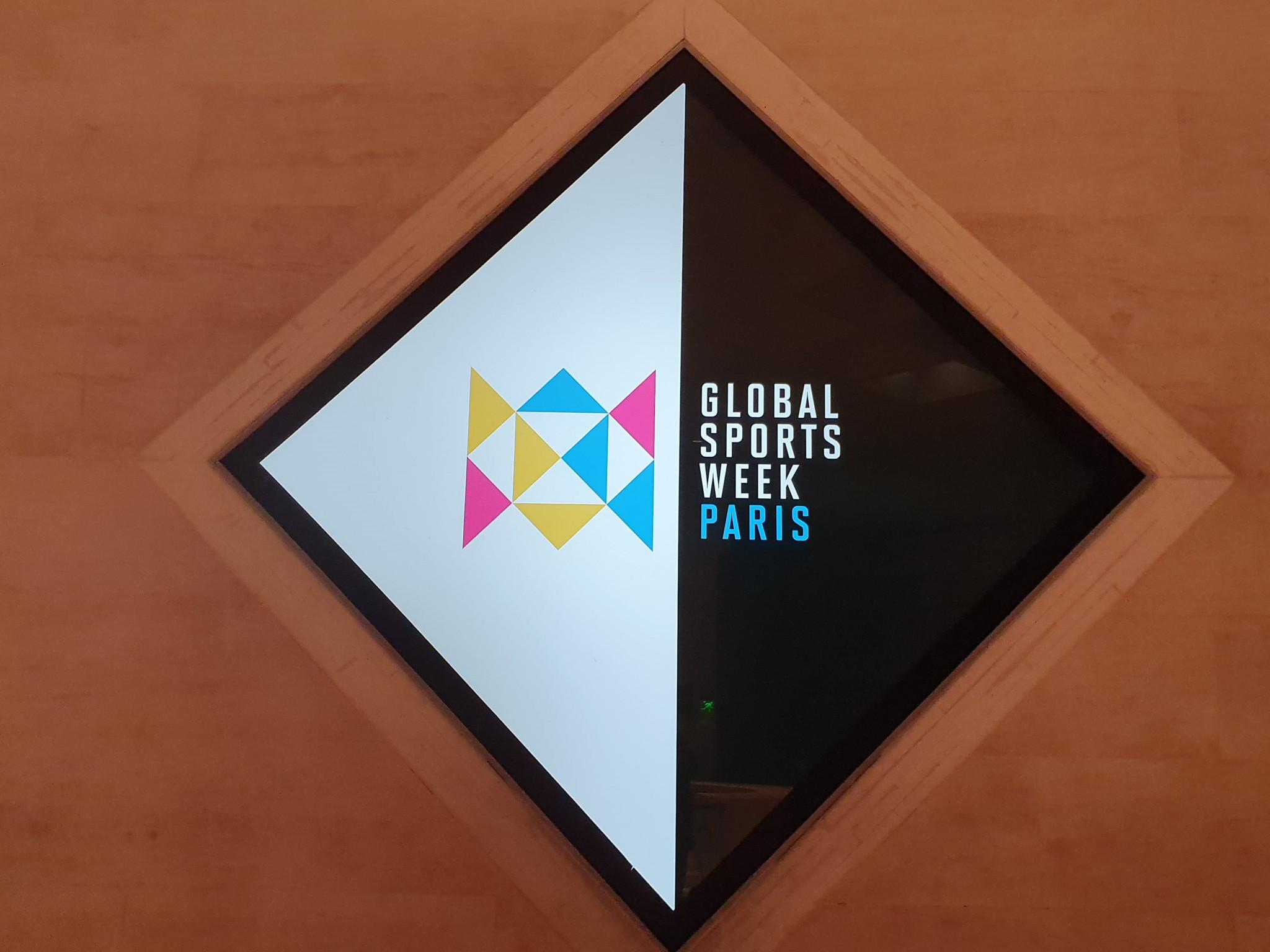 Climate change leads agenda at inaugural Global Sports Week Paris