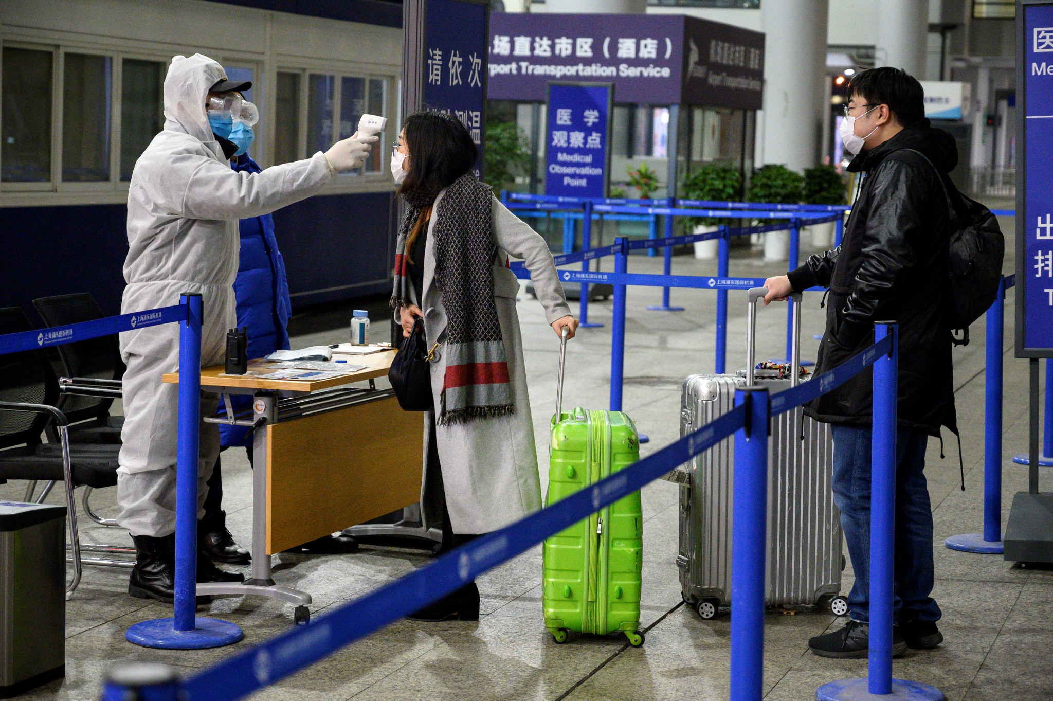 Shanghai Sports General Association suspends sport in the city until further notice due to coronavirus outbreak