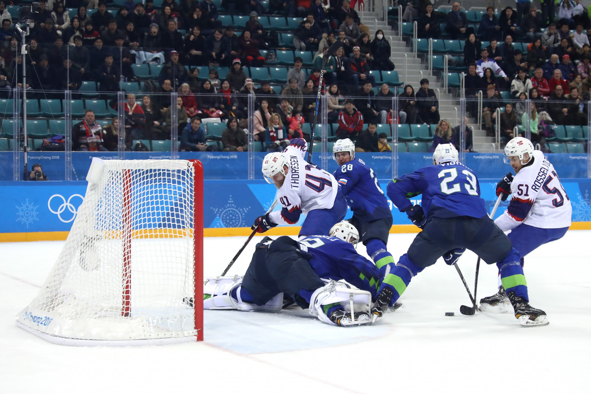 IIHF Olympic Pre-Qualification Round 3 starts in Nur-Sultan, Jesenice and Nottingham