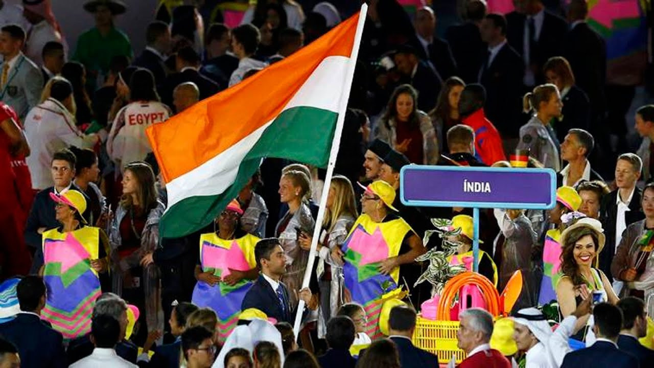 India's Sports Minister Kiren Rijiju is predicting that his country will finish in the top 10 in the medals table at Los Angeles 2028 ©Getty Images