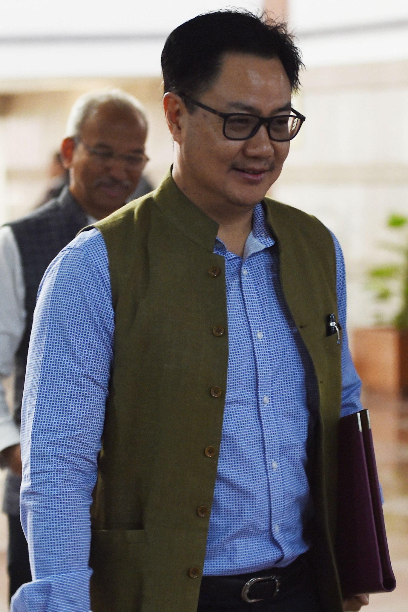 India's Sport Minister Kiren Rijiju has claimed that there will be no disruptions to the hosting of the Asian Wrestling Championships, despite the coronavirus crisis in China ©Getty Images