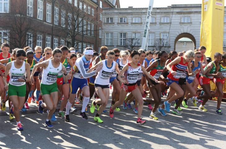 Copenhagen hosted last year's IAAF World Half Marathon Championships