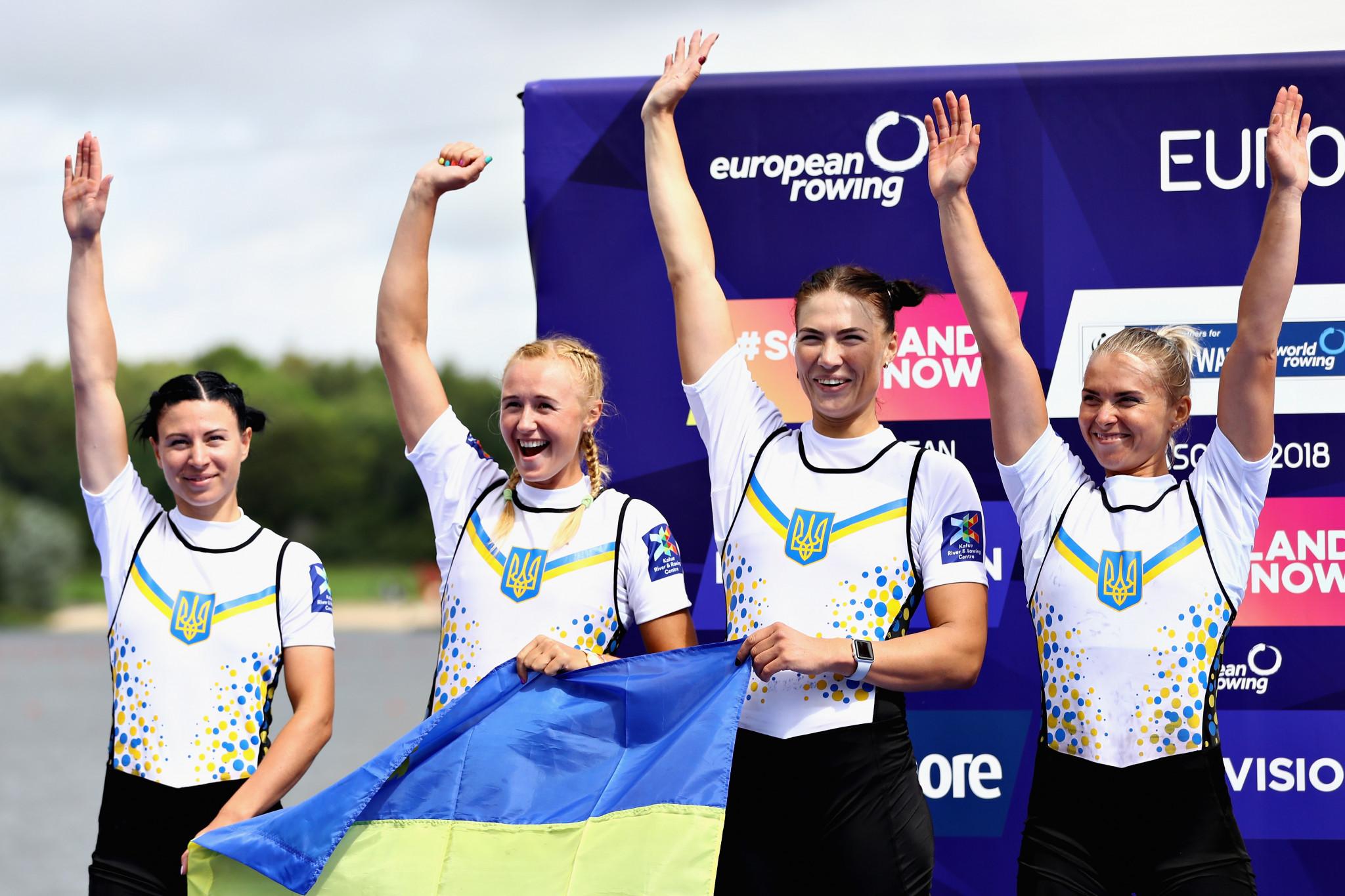 Buryak to defend women's title at World Rowing Indoor Championships in Paris