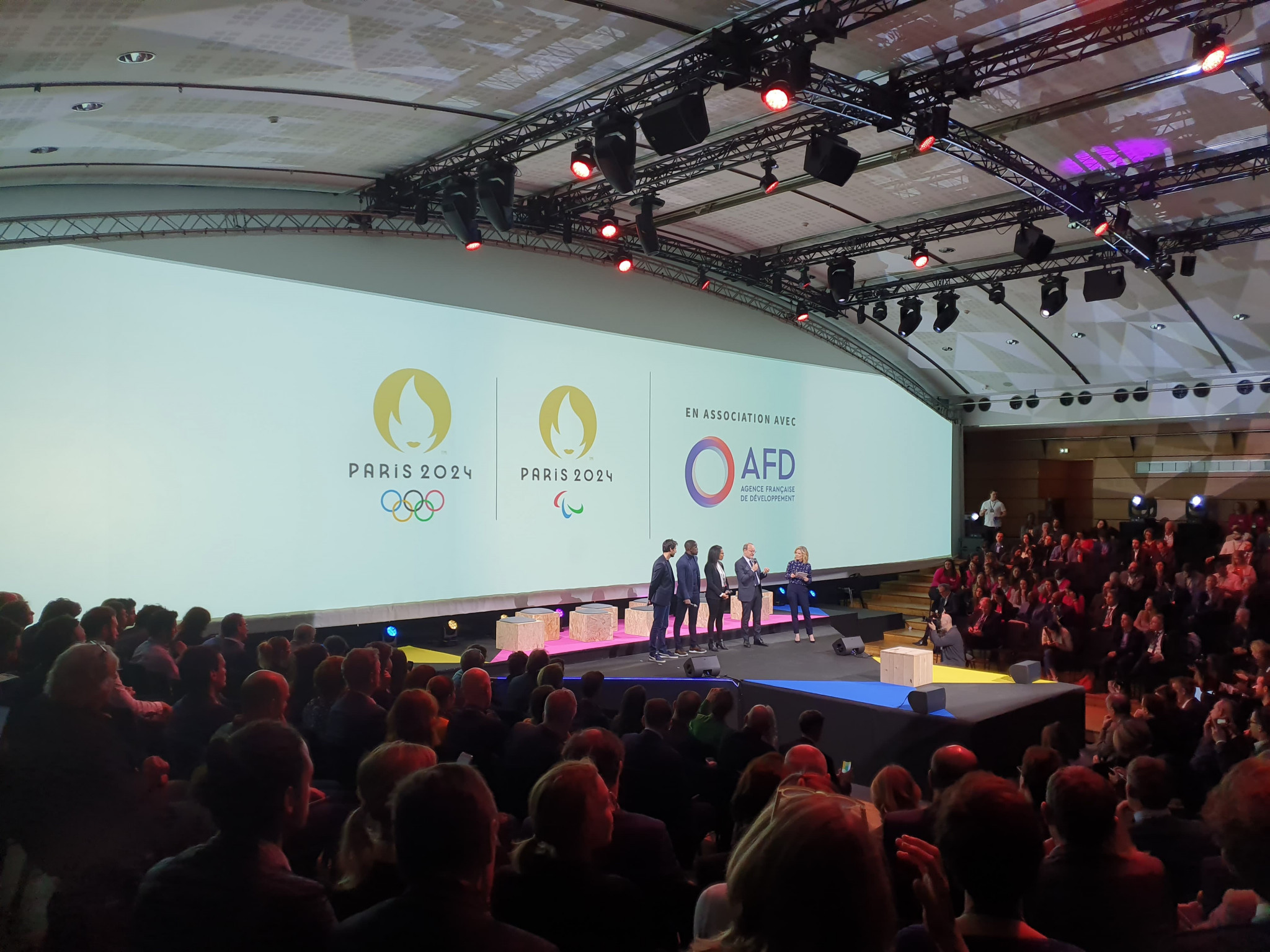 Paris 2024 partner with AFD to support sporting sustainable development projects