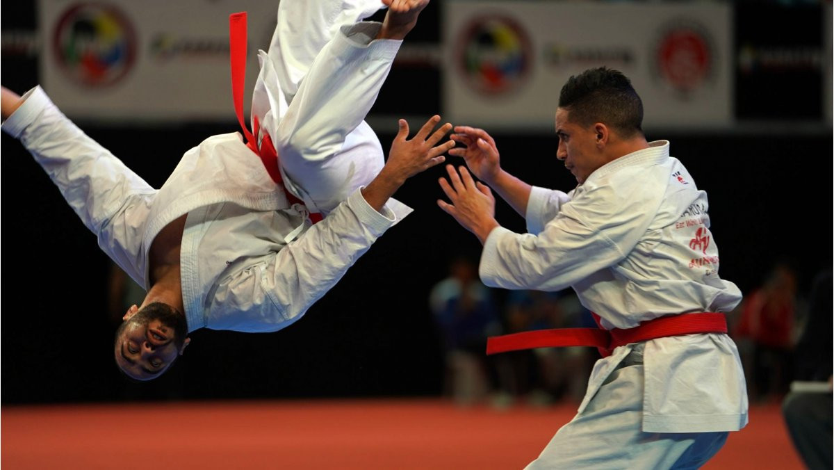 Nearly 400 athletes converge for African Karate Federation Senior and Junior Championships