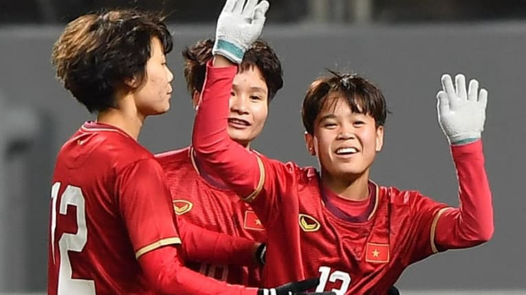 Vietnam and South Korea go through at AFC Women's Olympic Qualifying Tournament