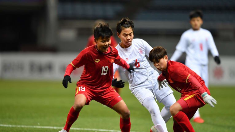 Vietnam's win also qualified South Korea for the next stage  ©AFC