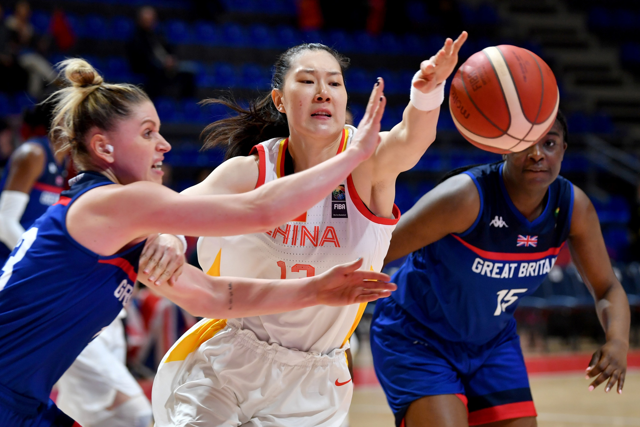 China start with win in Belgrade in switched FIBA Women's Olympic qualifier