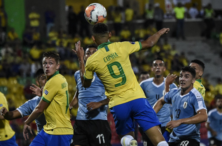 Argentina Clinch Tokyo 2020 Football Qualification But Brazil Remain In Doubt
