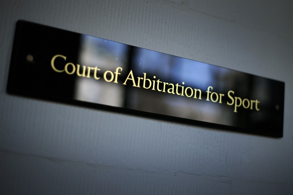 Court of Arbitration for Sport introduces gender equality for Rio 2016