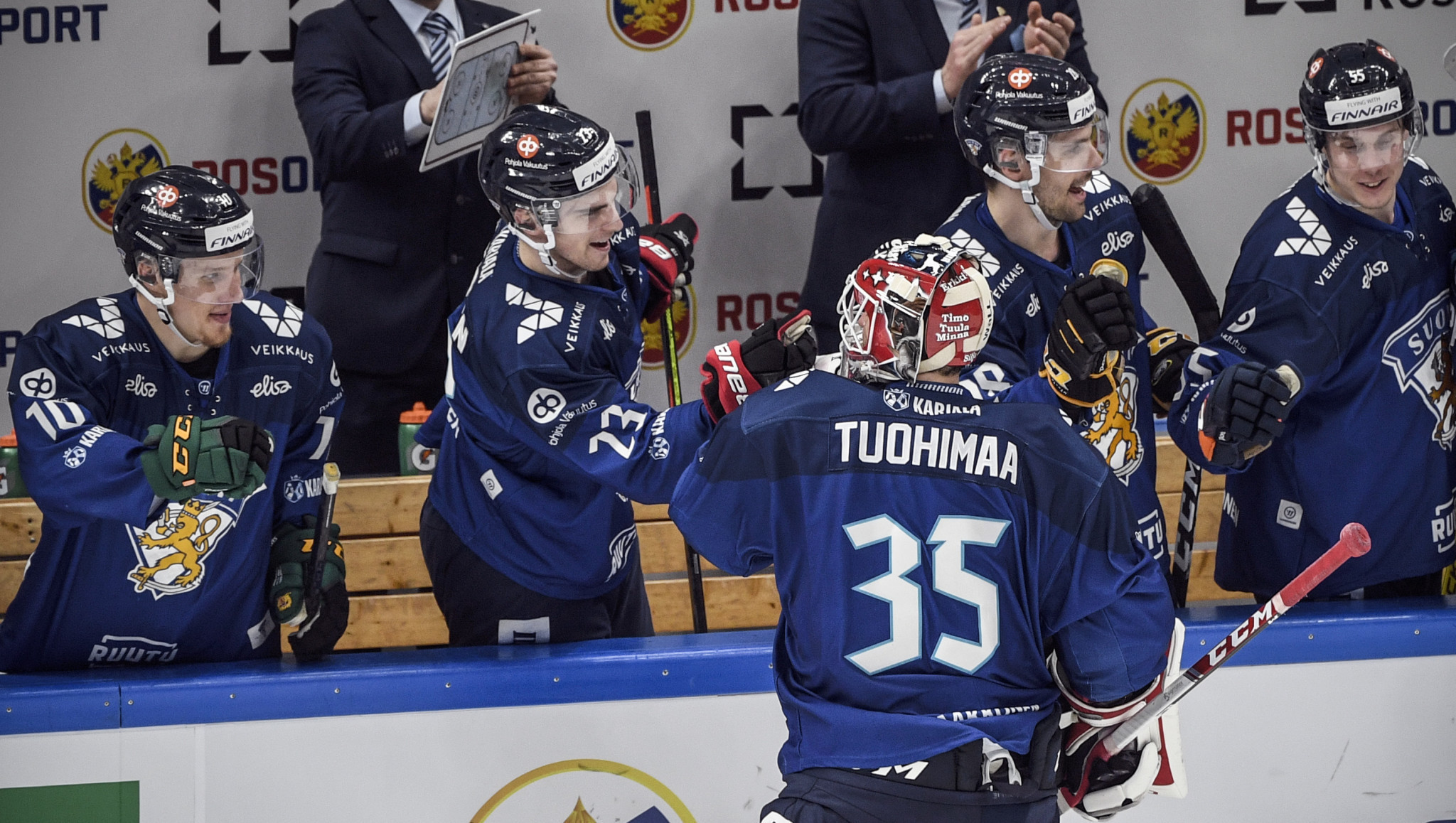 Discovery will retain exclusive rights for Finland's women and men's ice hockey matches at Beijing 2022 ©Getty Images
