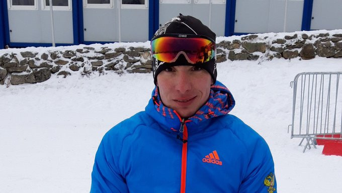 Ivan Golubkov of Russia achieved his fourth gold medal at the Para Nordic Skiing World Cup in Finsterau ©Twitter