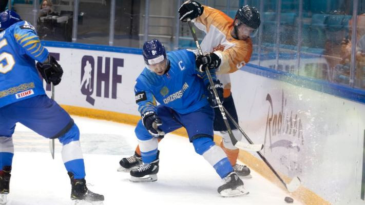 Kazakhstan and Poland set up head-to-head for final IIHF Beijing 2022 qualifying spot