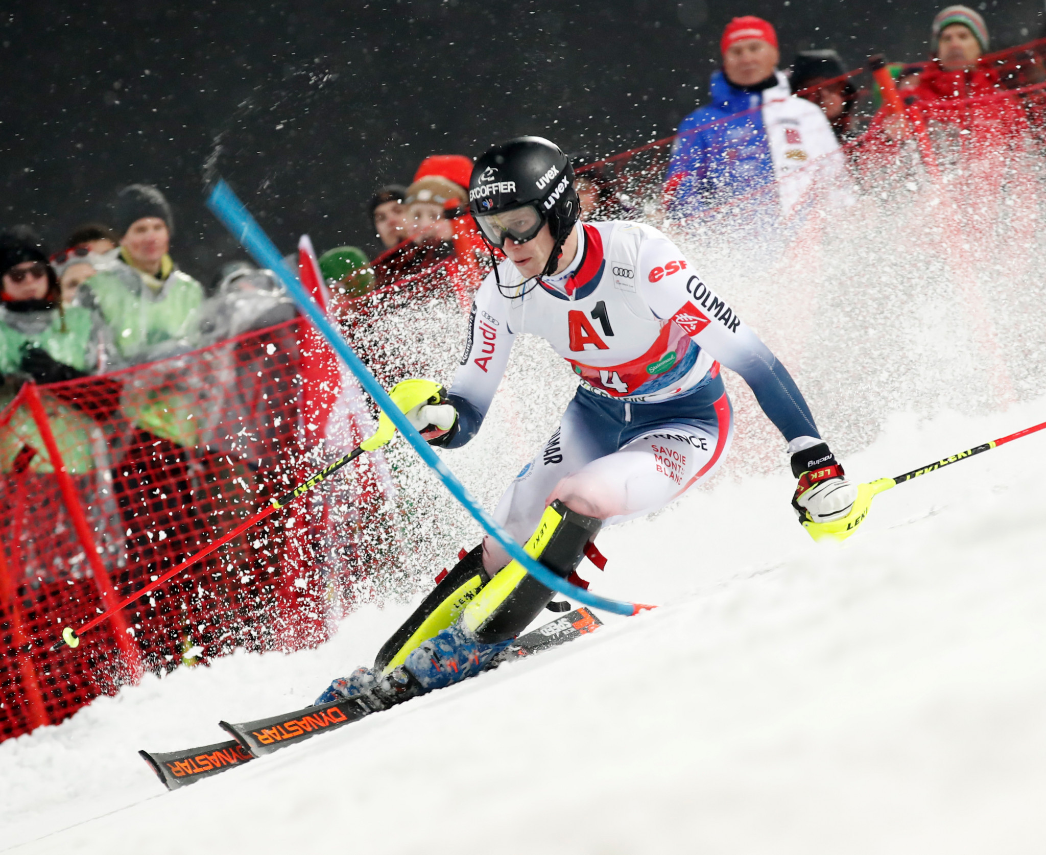 Noël hoping for home boost in FIS Alpine Ski World Cup slalom at Chamonix