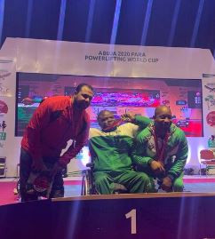 Nigeria finish triumphantly in home World Para Powerlifting World Cup