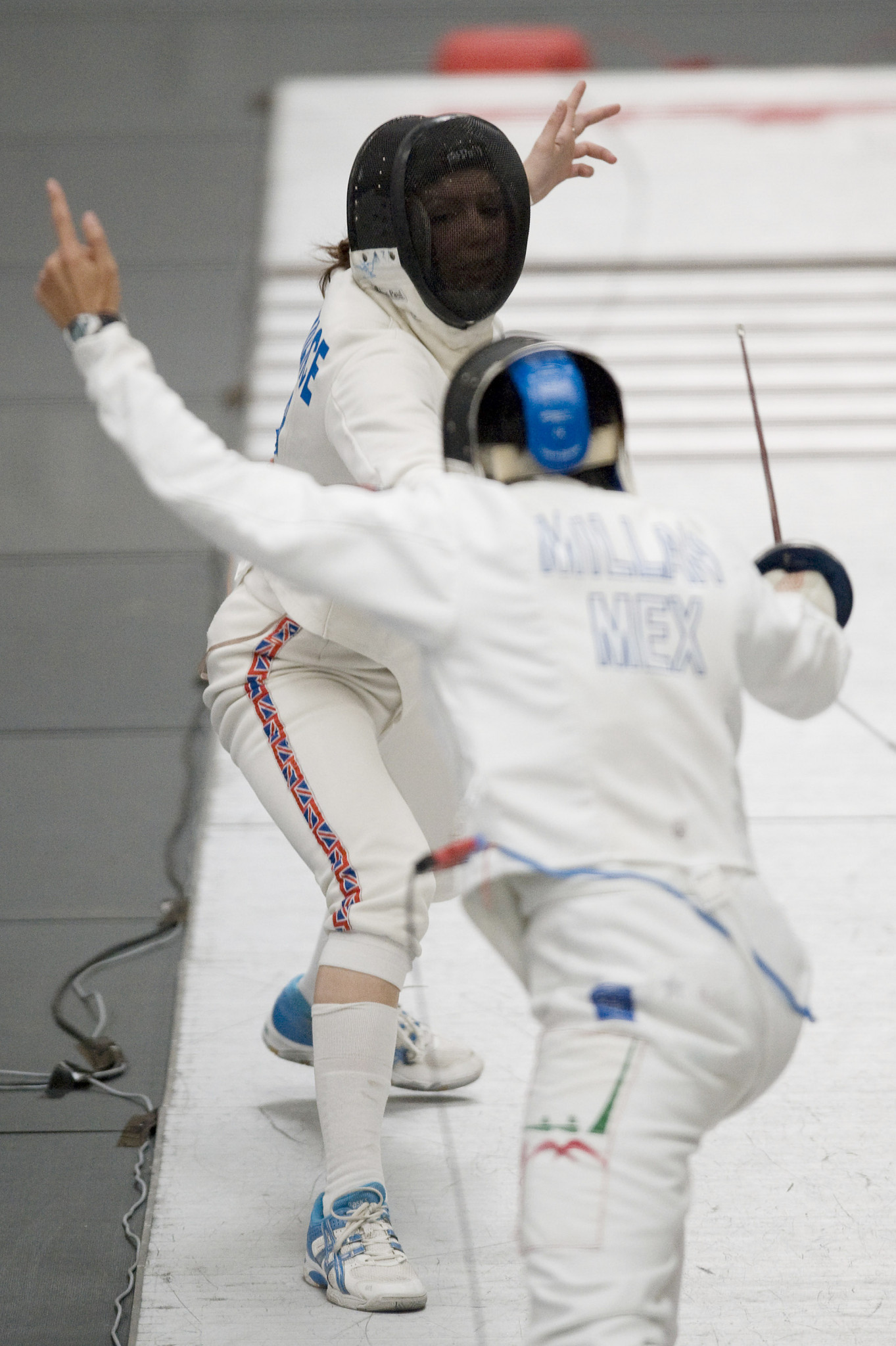 Top seeds fall on first day of women's Épée World Cup