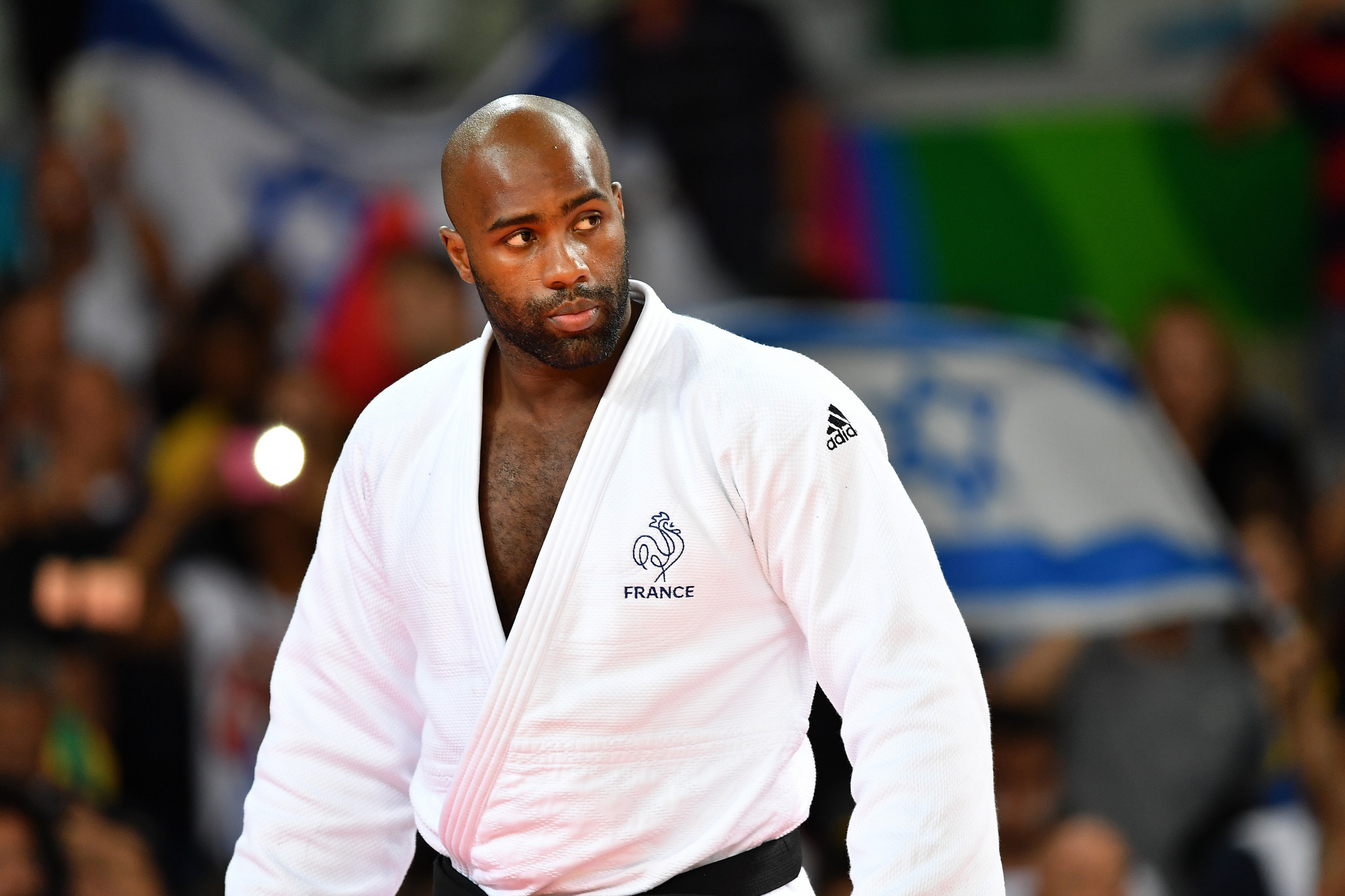 Riner to compete at IJF Paris Grand Slam for first time since 2013 as he chases history