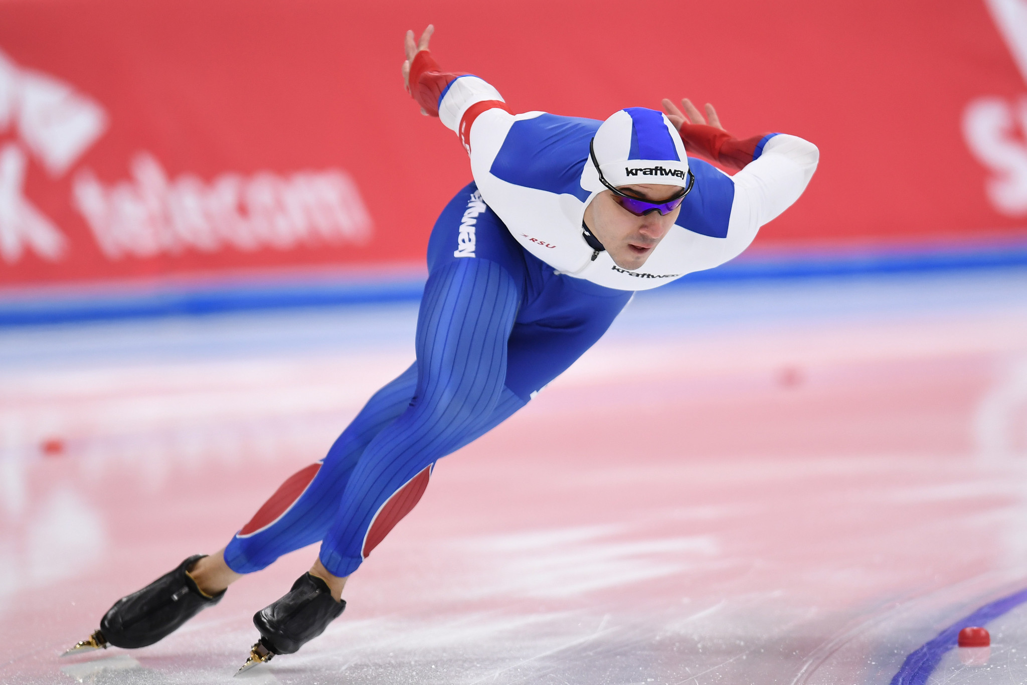 Murashov earns 500m victory at ISU Speed Skating World Cup in Calgary