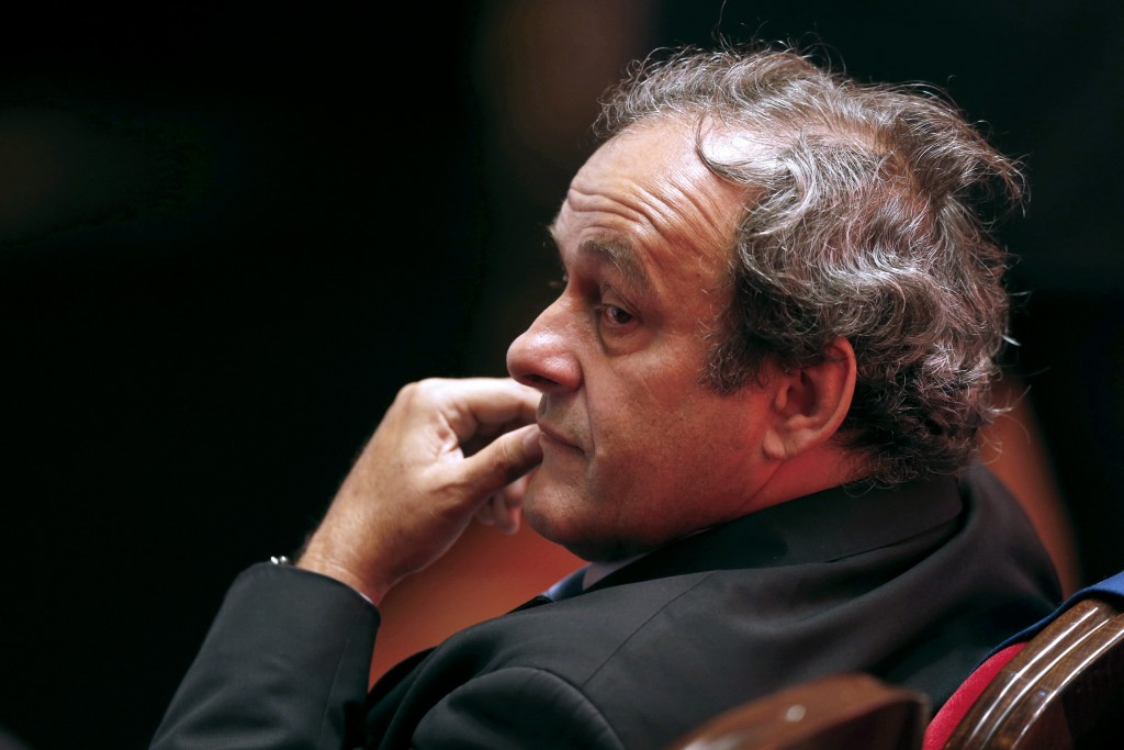 Key decision for Platini's FIFA Presidential hopes expected on December 11