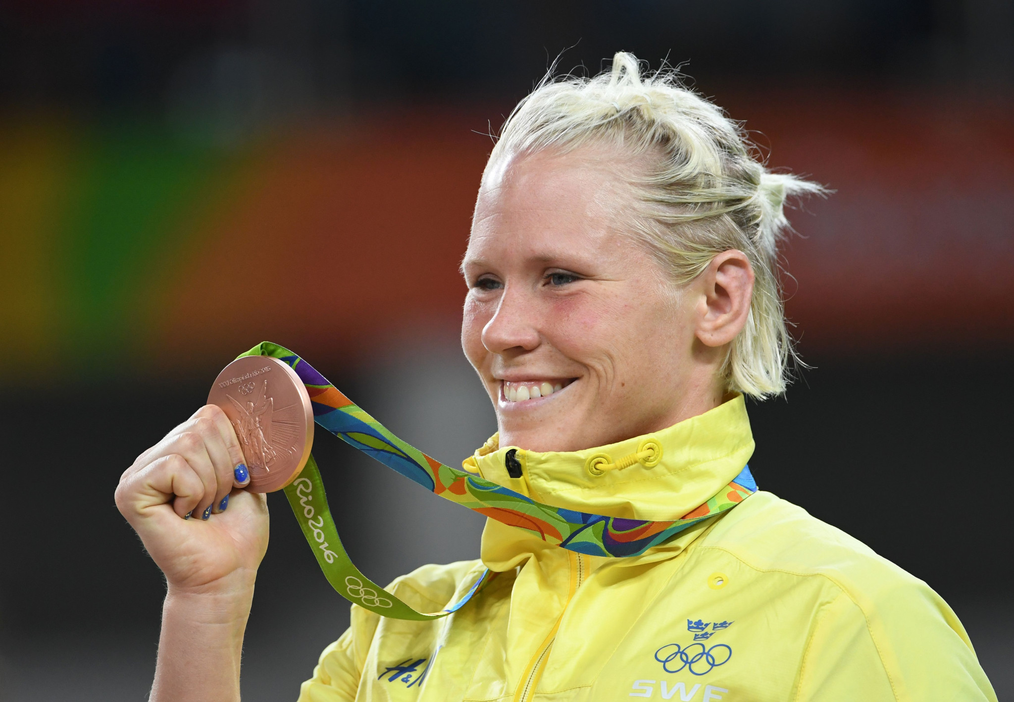 Olympic medallist Fransson removed from Swedish team after positive test confirmed