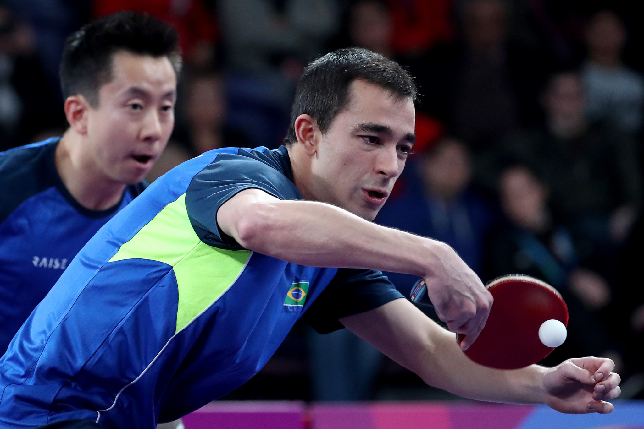 No surprises as all favourites make it through to ITTF Pan America Cup last 16