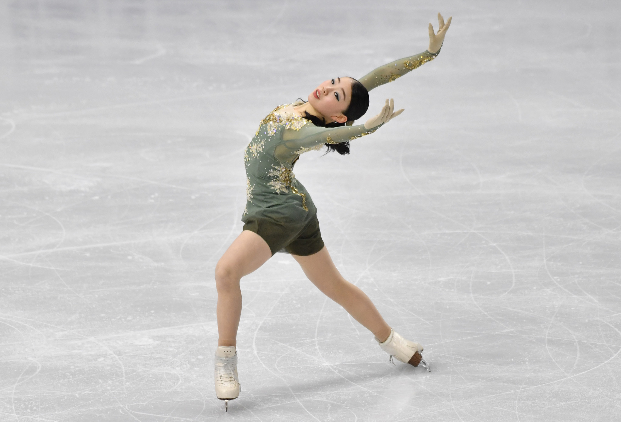 Japanese teenage prodigy Kihara defends Four Continents Figure Skating Championships