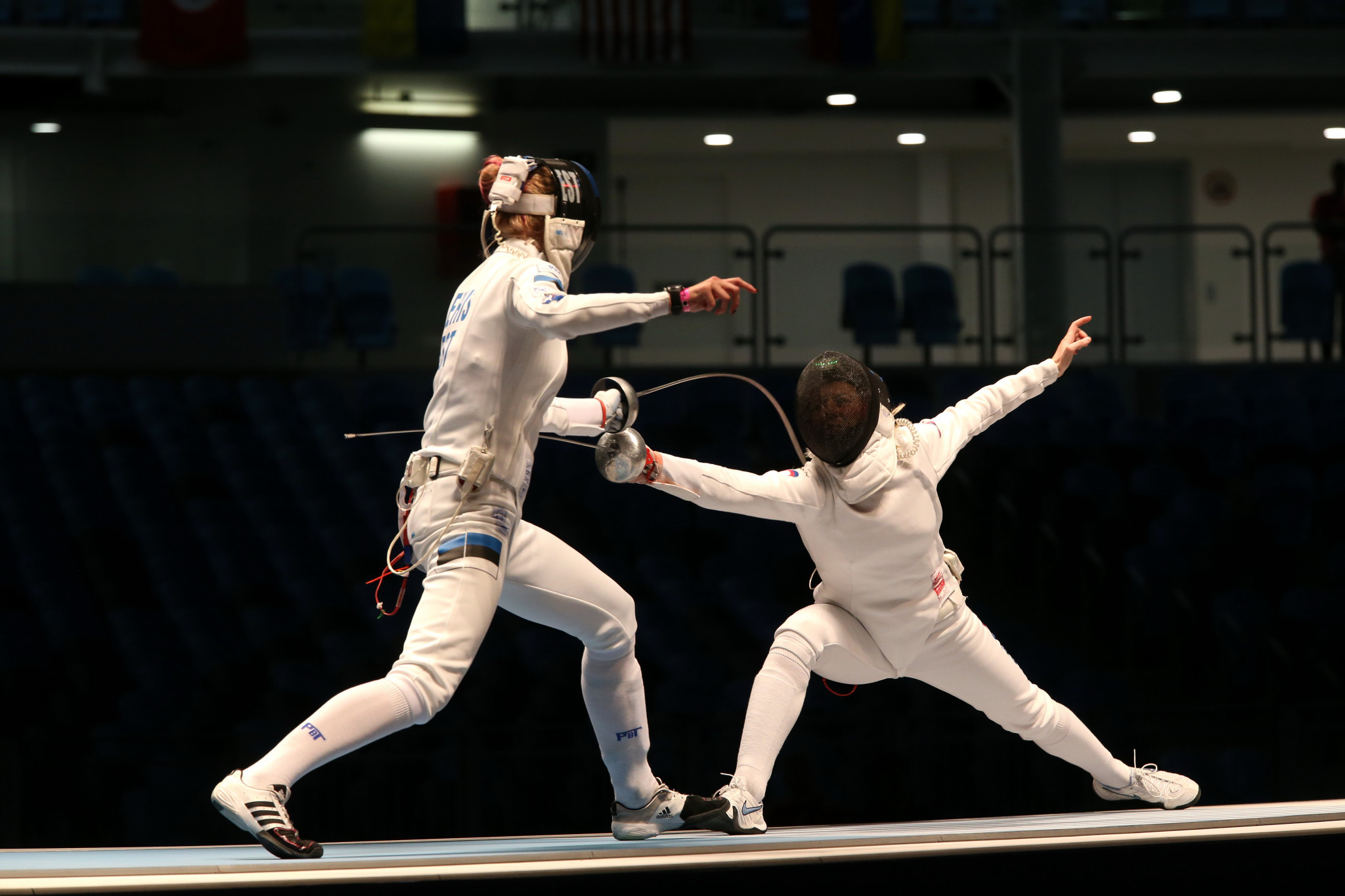 Lehis a surprise winner of women's FIE Épée World Cup tournament